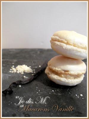 M le Macaron Vanille