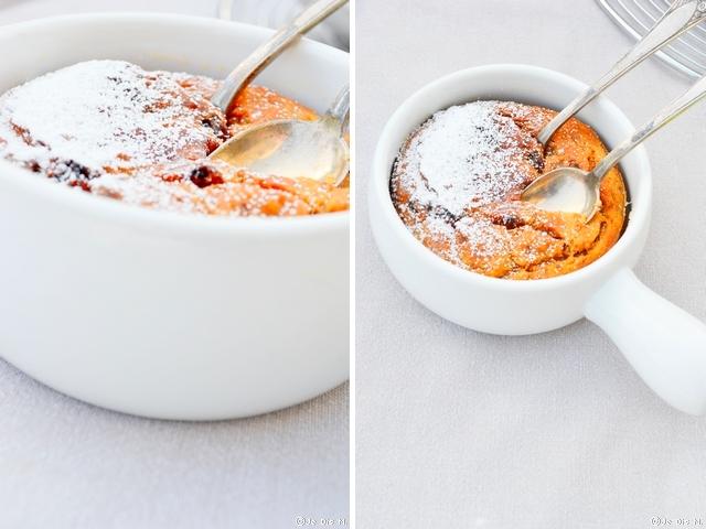 Le pudding aux raisins secs & vanille ou que faire avec du pain rassis