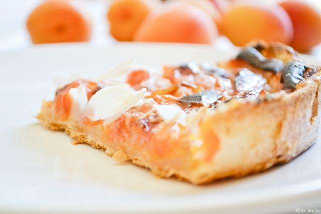 Amandes et abricots pour ma maman