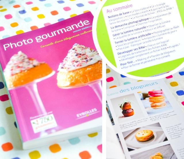 Photo Gourmande : Enfin un livre qui parle de photos culinaires