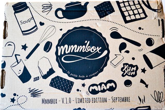 MmmBox #1 retour sur septembre