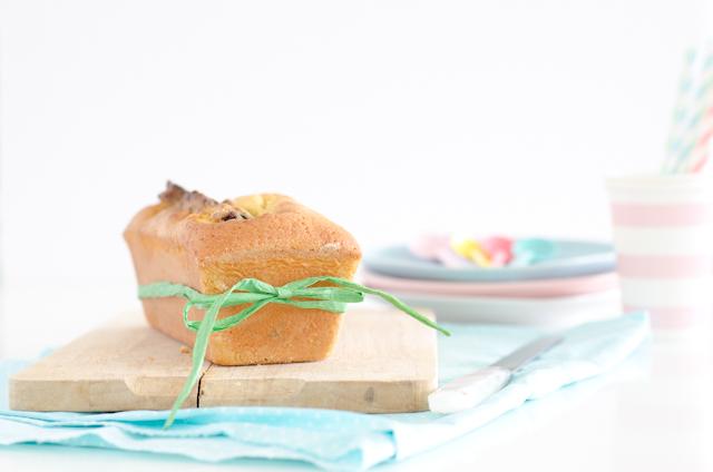 Cake surprise pour Pâques