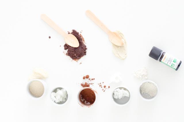DIY: Masque hydratant et gommage au chocolat