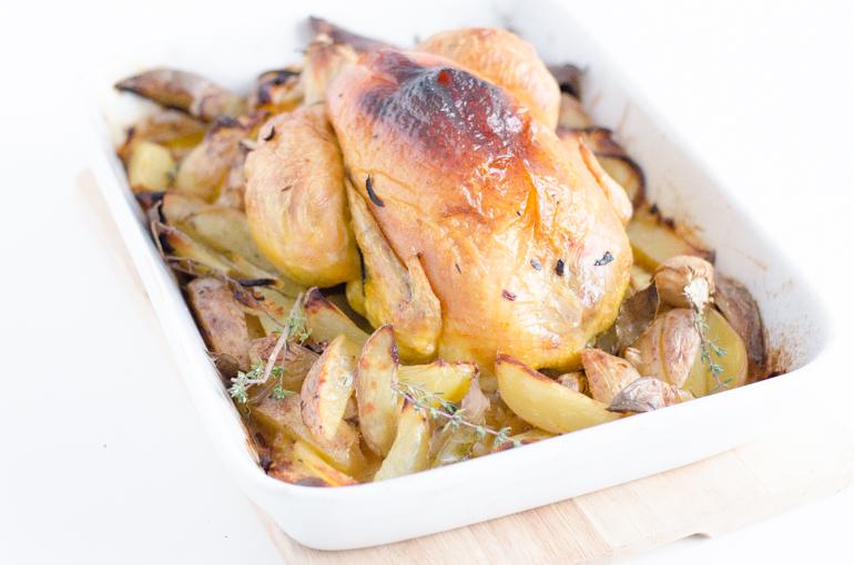 Conseils et astuces pour un bon poulet rôti