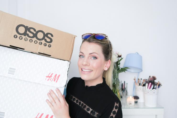 Haul H&M promos et Asos avant les soldes en vidéo