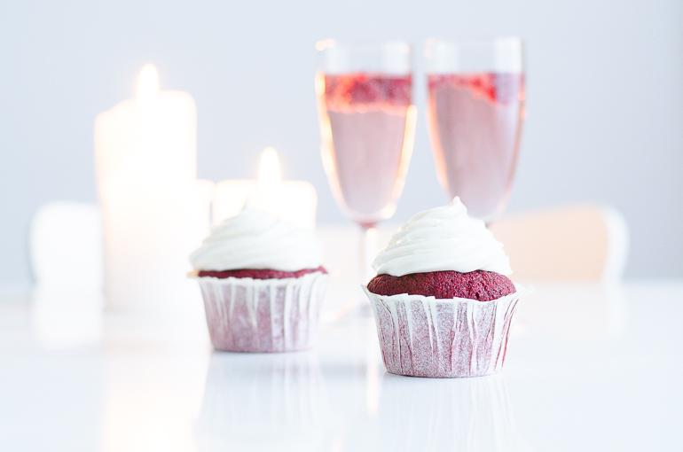 Quelques idées pour la Saint Valentin: Cadeaux et Red Velvet Cupcakes