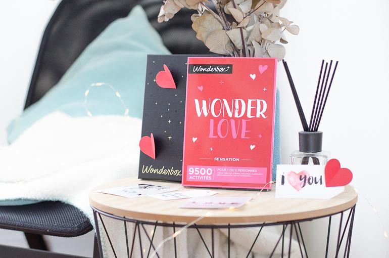 Concours Wonderbox love Sensation