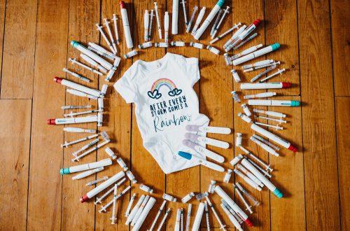 Félicitations, c'est une FIV. Un long parcours vers la maternité