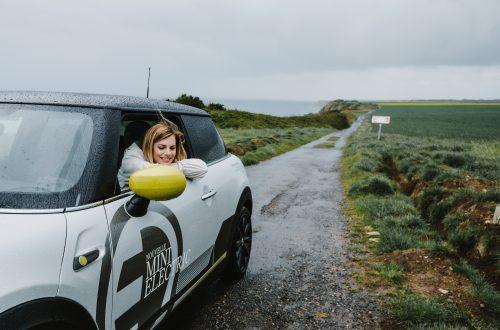 J'ai testé la nouvelle MINI Electric sur les routes normandes